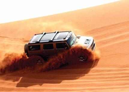 Abu Dhabi Hummer Desert Safari