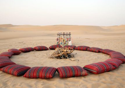 Abu Dhabi Private Dune Dinner