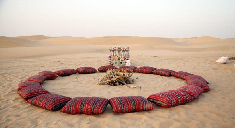 Abu Dhabi Private Dune Dinner