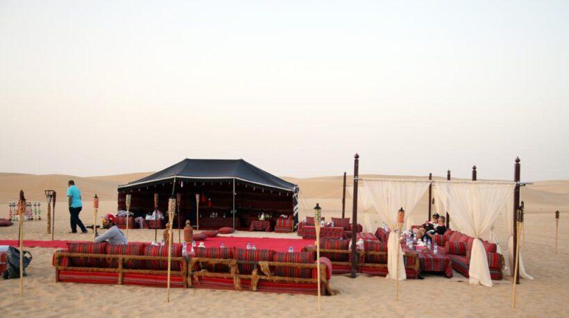 romantic dune dinner (3)