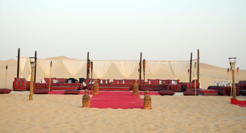 romantic dune dinner (8)