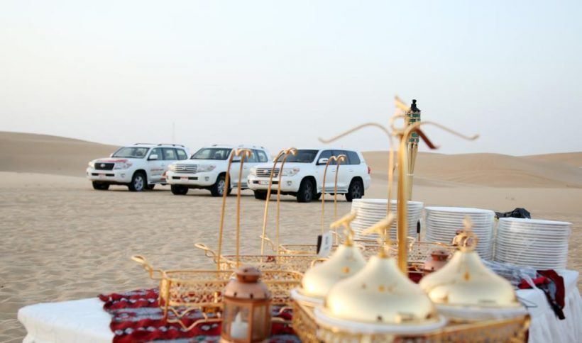 romantic dune dinner (9)