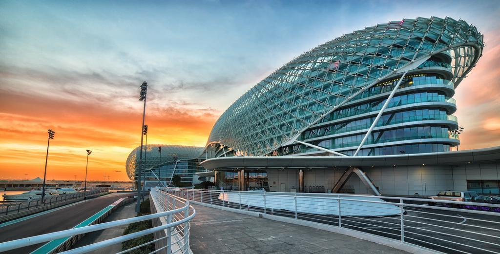 Yas Viceroy Abu Dhabi Drt Holidays