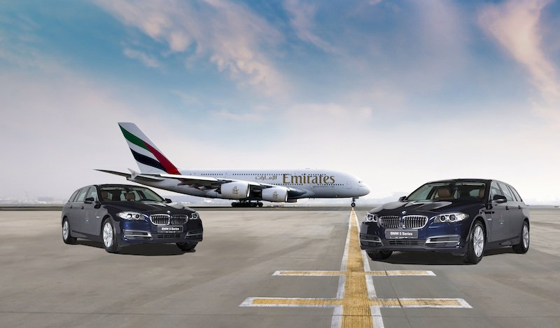 BMW-Emirates