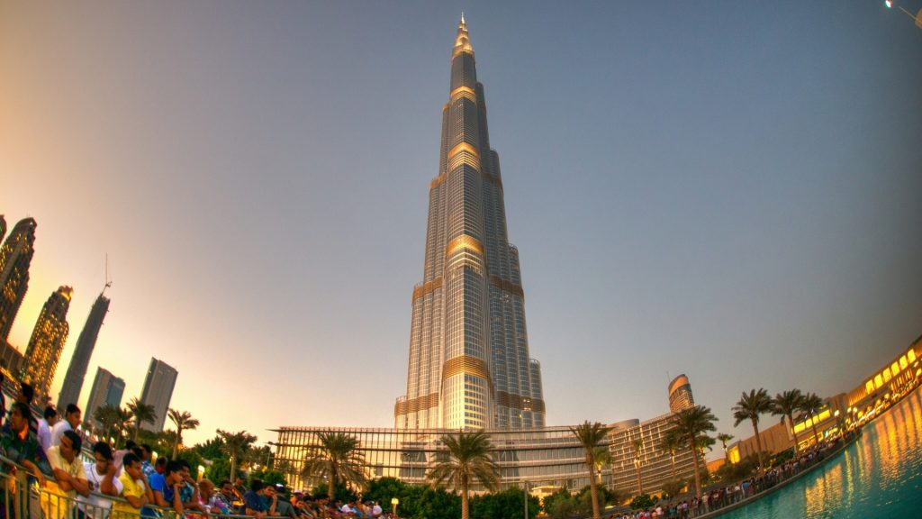 Ferrari World Abu Dhabi >> At The Top Burj Khalifa Ticket - DRT Holidays