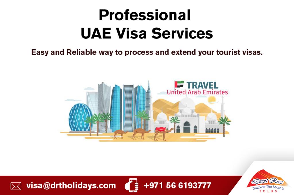 Abu Dhabi Visit Visas & 90 Days Visit Visa for UAE