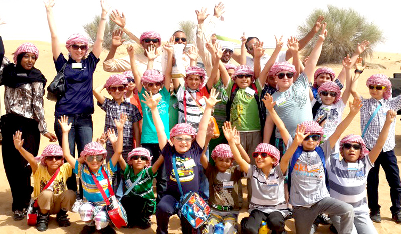 School Desert Safari Programs